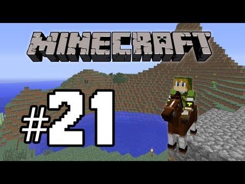 ★ Minecraft 1.6.2 #21 Infinite Villagers!