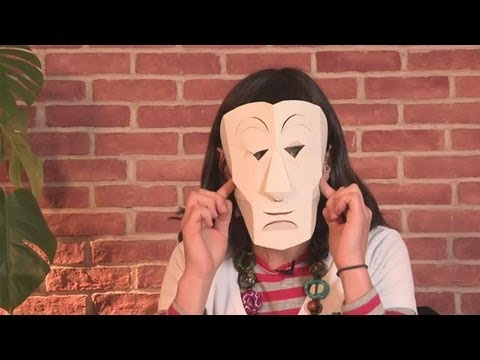 How To Make Paper Masks