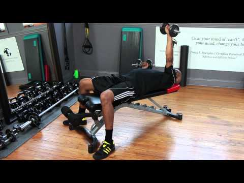 How to Lose Fat in the Chest & Under the Arms for Men : Progressive Fitness