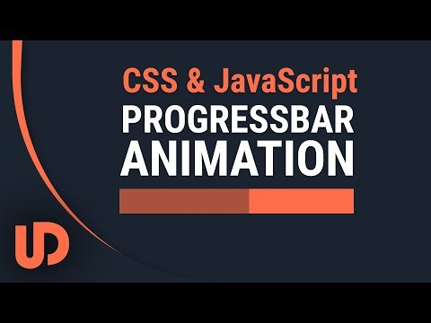 Cool Progressbar Microinteraktion mit CSS3 & JavaScript! [TUTORIAL]
