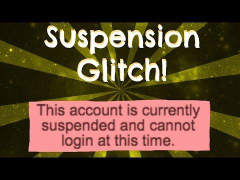 [Animal Jam] Suspension Glitch?