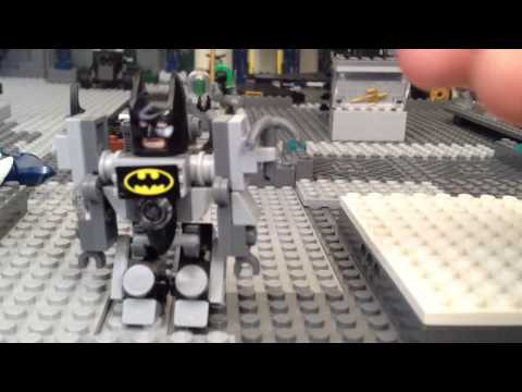 Lego batman hard-suit