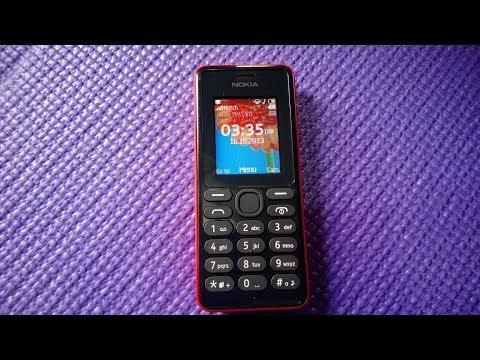 Nokia 108 Review --  Dual SIM