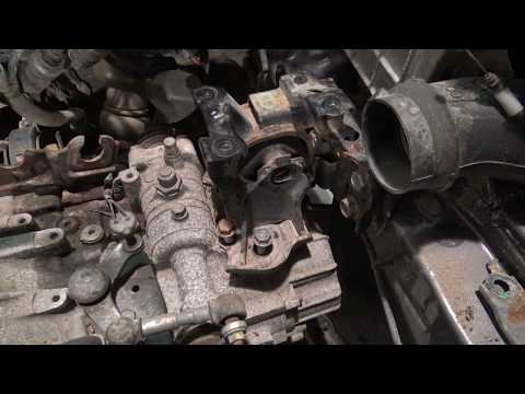 P16/19 How to replace Engine Step by Step Toyota Corolla. Years 2007 to 2018. Part 16 of 19