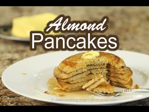 How To Make Almond Pancake Recipe | Easy & Delicious | Rockin Robin Cooks