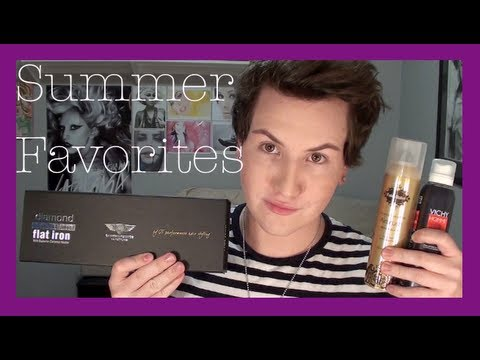 Summer Favorites Collaboration with Snhwadden (Sherry)