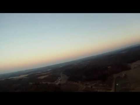 Firebird Stratos Flight Video HD - Highlights