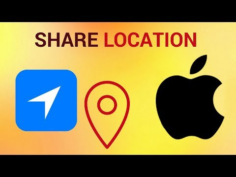 How to share your location on iPhone and iPad