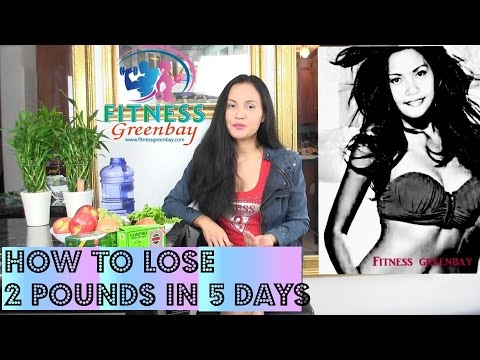 How To Lose 2 Pounds 7000 Calories in 5 Days --Doctors  Recommended