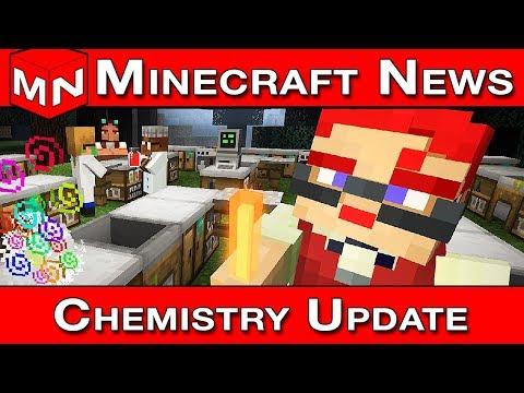 Minecraft News | Minecraft Education Chemistry Update