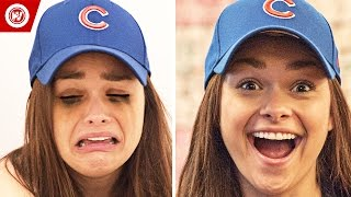 Cubs World Series 2016 Reaction | Sports Fan Stages