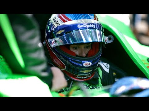 Danica Patrick Crashes Out Of Indy 500 During Last Race