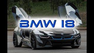 Bmw I8 Wrapped Videos Ytube Tv
