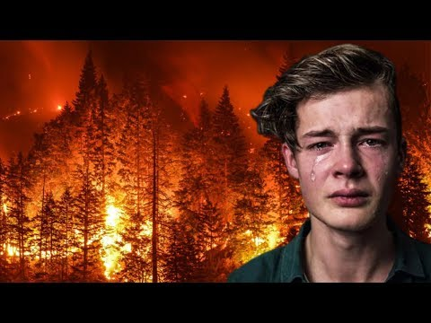 Teen Ordered To PAY $36 MILLION For Starting Fire