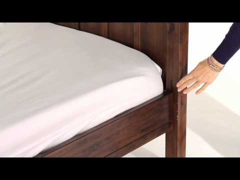 Choose the Fun Camp Kids Trundle Bed for Your Child's Bedspace  Pottery Barn Kids