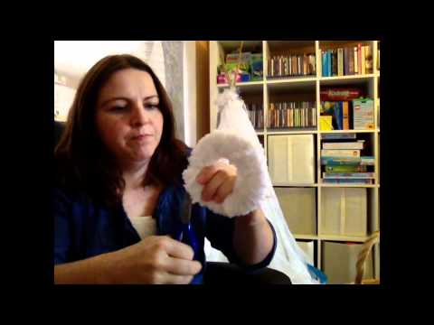 How To Make A Snowball Pom Pom