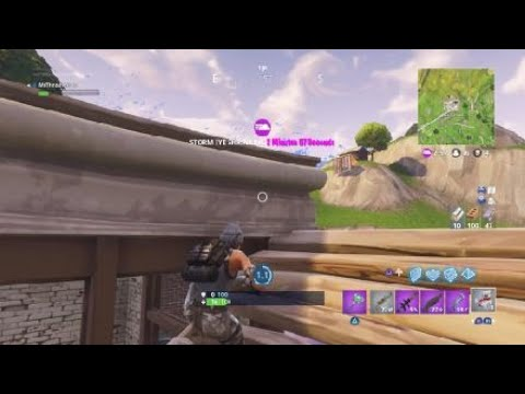 Getting RPG Out Of New 'VENDING MACHINE' (Fortnite)