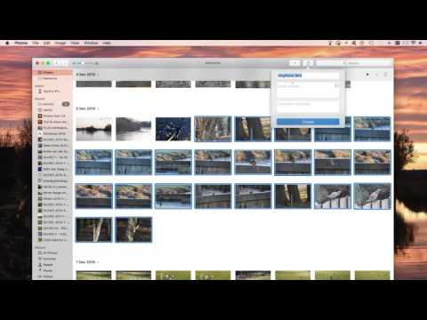 #Apple Photo Sharing Online with URL on any Computer