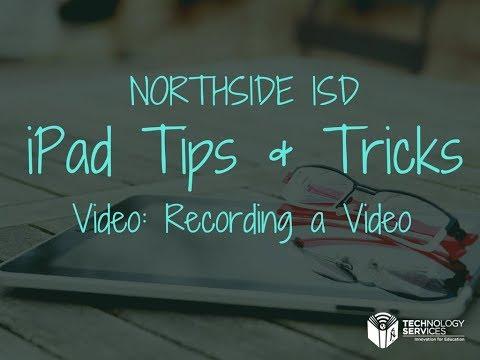 Video: Recording a Video