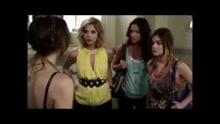 Pretty Little Liars Season 3 Episode 2 Blood Is The New Black Jenna C