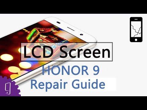 Huawei Honor 9 LCD Screen Repair Guide