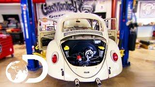 Building a 1965 Volkswagen Beetle | Fast N
