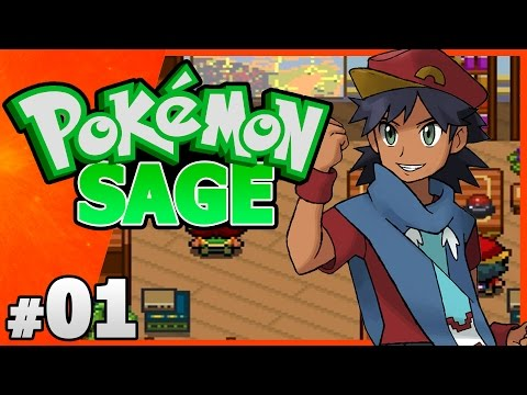 Pokemon Sage Demo (Fan Game) Part 1 THIS IS BEAUTIFUL - Gameplay Walkthrough