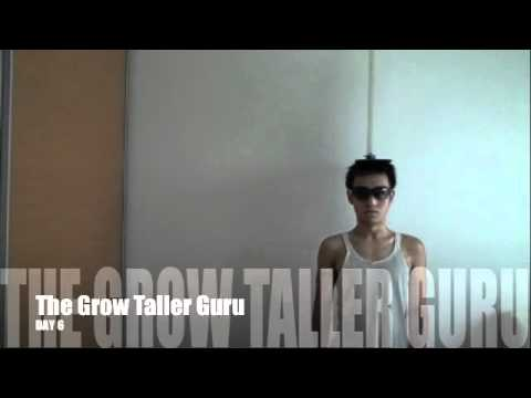 How To Grow Taller - Day 6 of Michael's Transformation