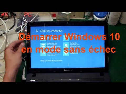[TUTO] Comment démarrer Windows 10 en mode sans echec How boot windows 10 in safe mode