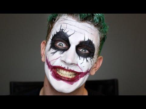 Joker Halloween Makeup Tutorial | Bosslady Shruti