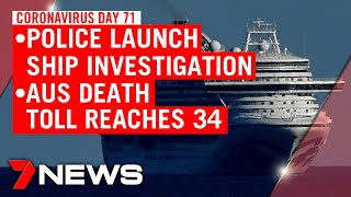 Coronavirus: The latest COVID-19 news on Sunday, April 5 (PM edition) | 7NEWS