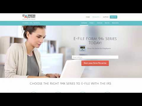 How to Get an IRS Online Signature PIN to Complete Form 941