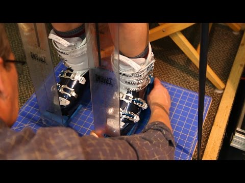 Custom Ski Boot Equipment Fitting 2015