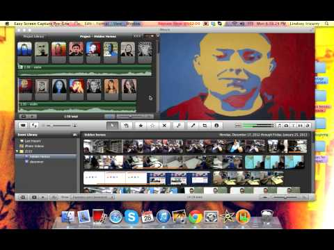 Changing Image Duration in iMovie