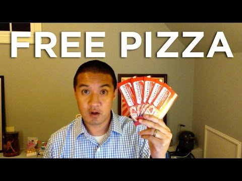 FREE PIZZA FROM DIGIORNO and Freezerburns