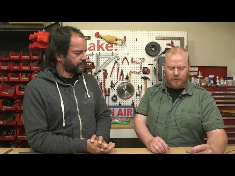 Make: Magazine Volume 63 Release!