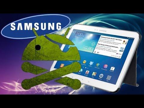 Galaxy tab 3 - 7/8/10.1 Zoll ROOTEN