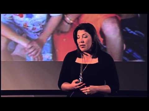 The beauty of raising an autistic child | Sally Deitch | TEDxElPaso
