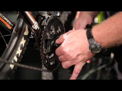 How To Remove And Install 3 Piece Cranks By Performance Bicycle