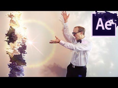 DISINTEGRATION VFX - Adobe After Effects Tutorial