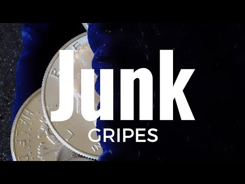The Inconvenient Truth about Junk Silver