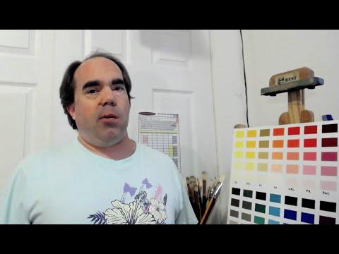 Color Mixing Tutorial: True Primaries