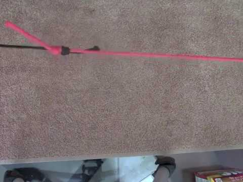 Tie two ropes together