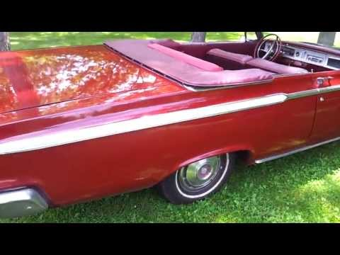 1965 Dodge Coronet 440 Convertible Walk Around