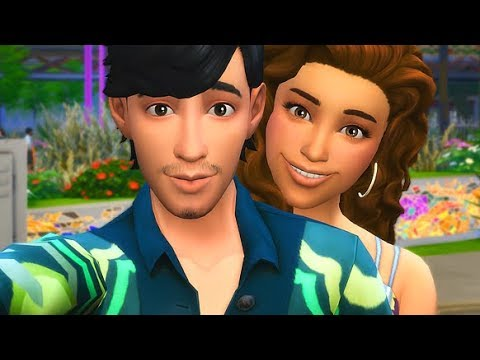 ARUN AND JASMINDER BHEEDA  | THE SIMS 4 // TUESDAY TOWNIE TRANFORMATIONS