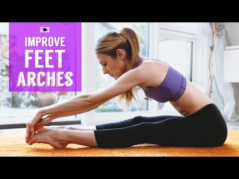 IMPROVE Your FEET ARCHES The Right Way
