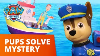 PAW Patrol Pups Solve a Sticky Mystery! - Toy Episode - PAW Patrol Official & Friends