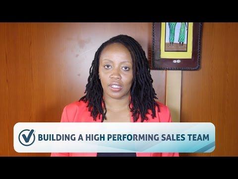 How To Build A High Performing Sales Team - Alternate Doors (@alternatedoors)
