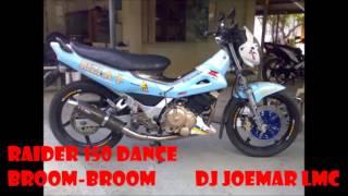 Dj Joemar LMC - Raider 150 Dance. Broom! Broom!