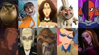 Animated Non Disney villains Videos - 9tube tv